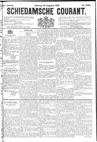 Schiedamsche Courant 1908-08-29