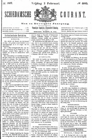 Schiedamsche Courant 1877-02-02