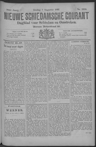 Nieuwe Schiedamsche Courant 1897-08-01