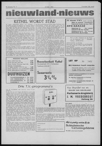 Nieuwland Nieuws 1964-02-13