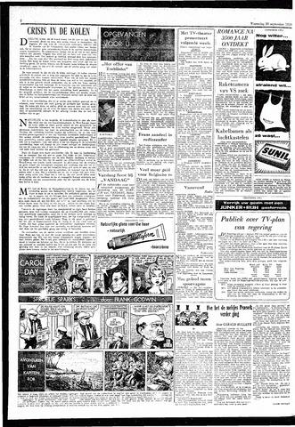 Rotterdamsch Parool / De Schiedammer 1959-09-30