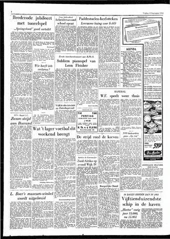Rotterdamsch Parool / De Schiedammer 1955-09-30