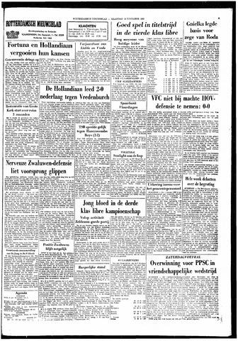 Rotterdamsch Nieuwsblad / Schiedamsche Courant / Rotterdams Dagblad / Waterweg / Algemeen Dagblad 1966-11-14