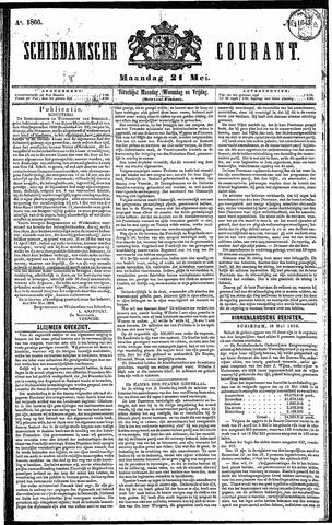 Schiedamsche Courant 1866-05-21