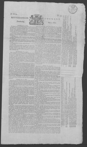 Rotterdamse Courant 1823-05-01