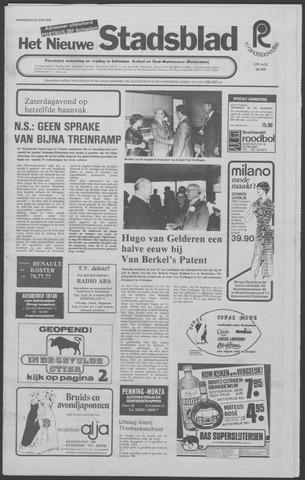 Het Nieuwe Stadsblad 1976-06-23