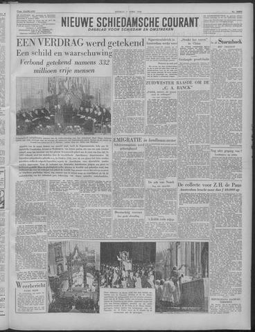 Nieuwe Schiedamsche Courant 1949-04-05