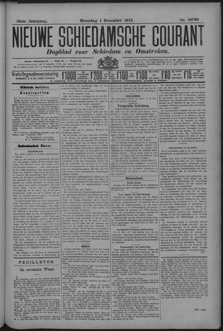 Nieuwe Schiedamsche Courant 1913-12-01