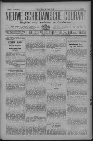Nieuwe Schiedamsche Courant 1913-07-05
