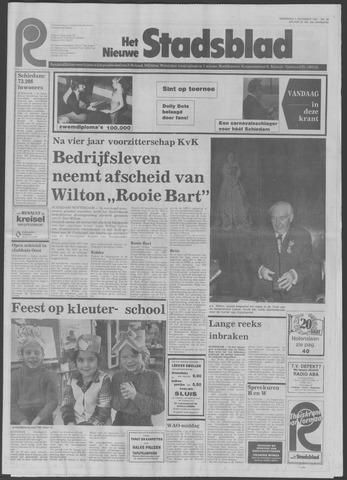 Het Nieuwe Stadsblad 1981-12-02