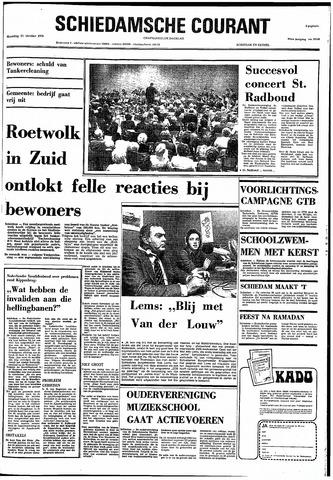 Rotterdamsch Nieuwsblad / Schiedamsche Courant / Rotterdams Dagblad / Waterweg / Algemeen Dagblad 1974-10-21