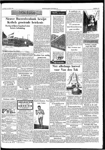 Rotterdamsch Nieuwsblad / Schiedamsche Courant / Rotterdams Dagblad / Waterweg / Algemeen Dagblad 1959-06-19