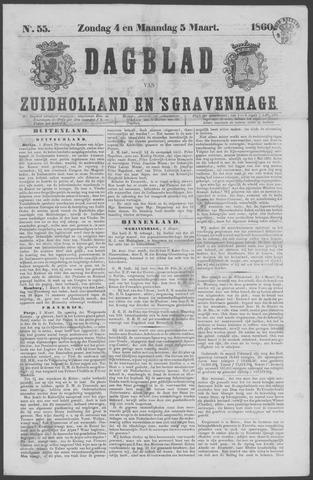 Dagblad van Zuid-Holland 1860-03-04