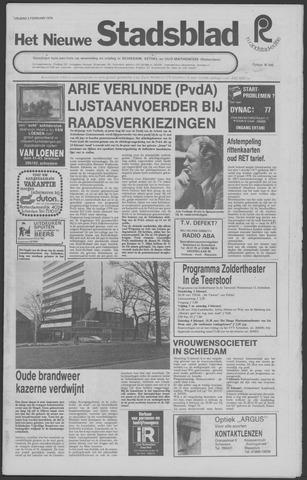 Het Nieuwe Stadsblad 1978-02-03