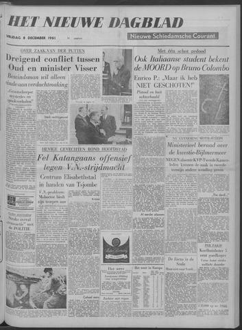 Nieuwe Schiedamsche Courant 1961-12-08