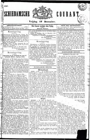Schiedamsche Courant 1847-12-17