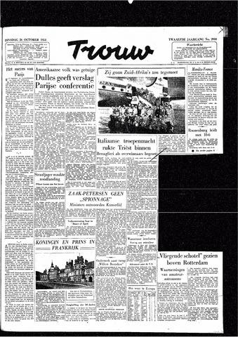 Trouw / De Rotterdammer 1954-10-26