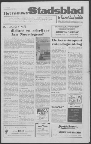 Het Nieuwe Stadsblad 1968-08-02