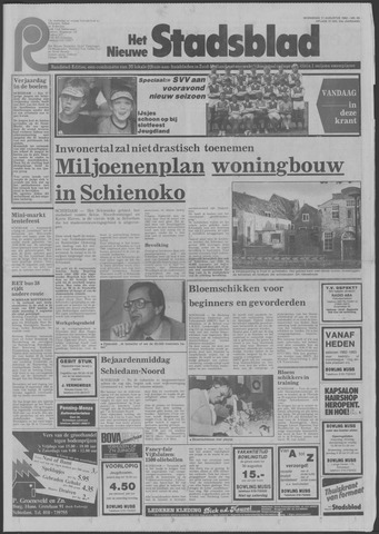 Het Nieuwe Stadsblad 1982-08-11