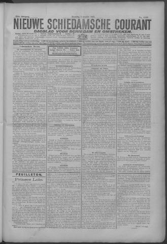 Nieuwe Schiedamsche Courant 1925-10-05