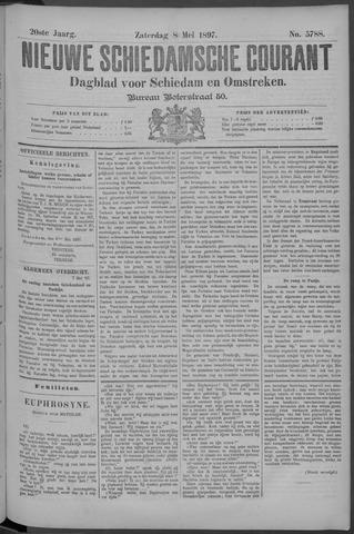 Nieuwe Schiedamsche Courant 1897-05-08