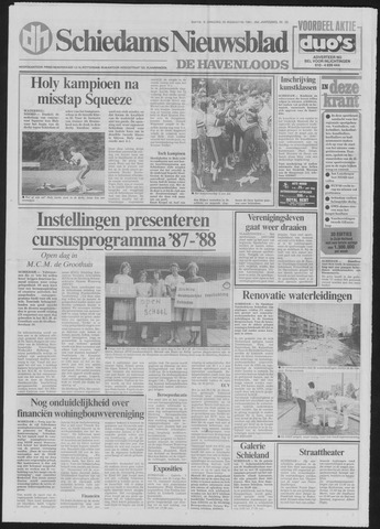 De Havenloods 1987-08-25