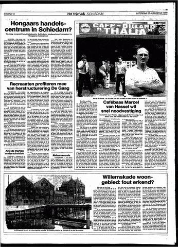 Het Vrije volk 1988-08-20