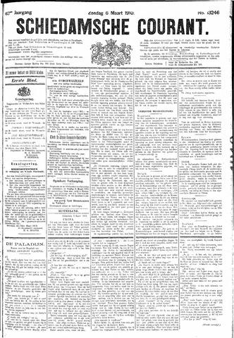 Schiedamsche Courant 1910-03-06