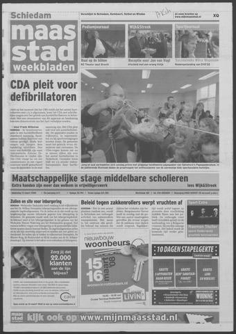 Maaspost / Maasstad / Maasstad Pers 2008-03-12