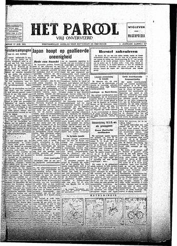 Rotterdamsch Parool / De Schiedammer 1945-06-12