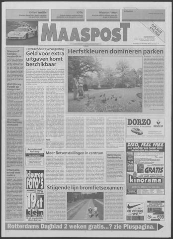 Maaspost / Maasstad / Maasstad Pers 1996-10-23