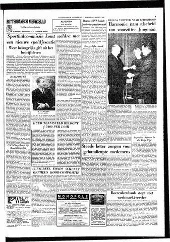 Rotterdamsch Nieuwsblad / Schiedamsche Courant / Rotterdams Dagblad / Waterweg / Algemeen Dagblad 1965-04-14