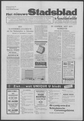 Het Nieuwe Stadsblad 1963-10-25