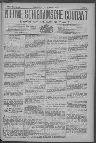 Nieuwe Schiedamsche Courant 1909-12-23