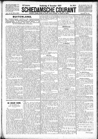 Schiedamsche Courant 1927-12-08