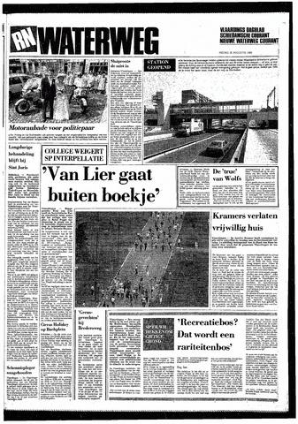 Rotterdamsch Nieuwsblad / Schiedamsche Courant / Rotterdams Dagblad / Waterweg / Algemeen Dagblad 1985-08-30