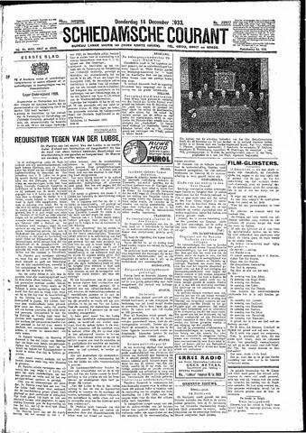 Schiedamsche Courant 1933-12-14