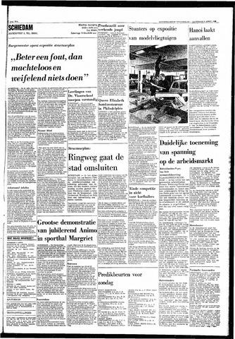 Rotterdamsch Nieuwsblad / Schiedamsche Courant / Rotterdams Dagblad / Waterweg / Algemeen Dagblad 1968-04-06