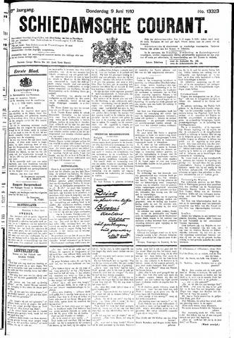 Schiedamsche Courant 1910-06-09