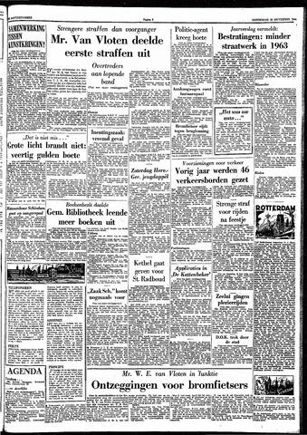 Trouw / De Rotterdammer 1964-09-10