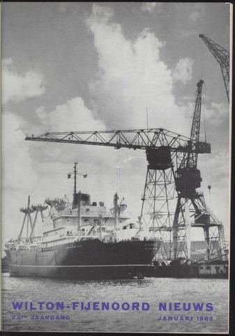 Wilton Fijenoord Nieuws 1962