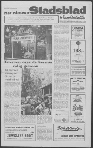 Het Nieuwe Stadsblad 1968-08-07