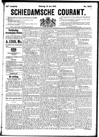 Schiedamsche Courant 1916-06-13