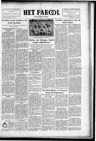 Rotterdamsch Parool / De Schiedammer 1946-07-29