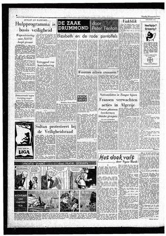 Rotterdamsch Parool / De Schiedammer 1957-08-20