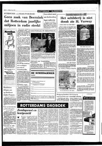 Rotterdamsch Parool / De Schiedammer 1970-06-12