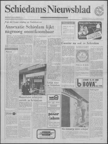 Schiedams Nieuwsblad 1977-03-30