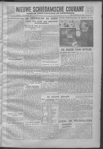 Nieuwe Schiedamsche Courant 1945-11-02
