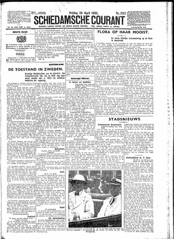 Schiedamsche Courant 1935-04-26