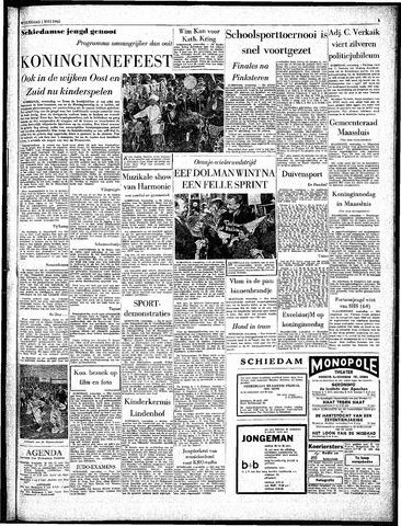 Rotterdamsch Parool / De Schiedammer 1963-05-01